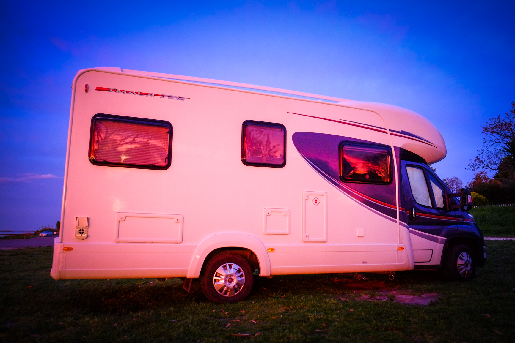 New Zealand Campervan, RV and Motorhome Hire
